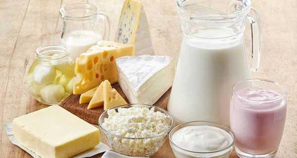 สิว อาหาร หลีกเลี่ยง นม